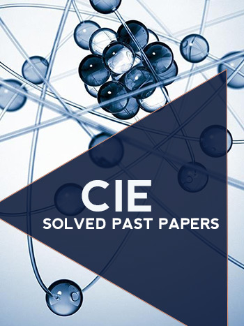 Solved Past Papers